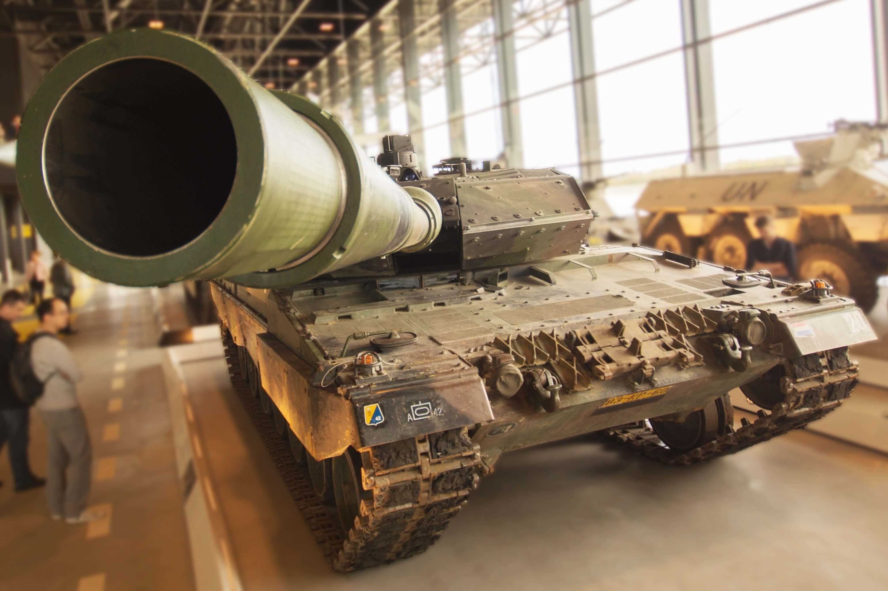 Degreasing solutions for weaponry and defence