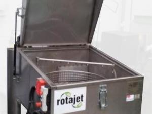 rotajet small component degreasing machine