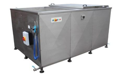 multistage ultrasonic cleaning tank