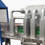 continuous tunnel washing for food and beverage industry
