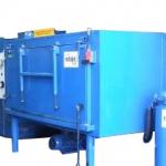 rotajet front loading spray washers