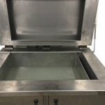 Ultrasonic Cleaning for NDT