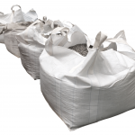 bags of swarf - metal turnings